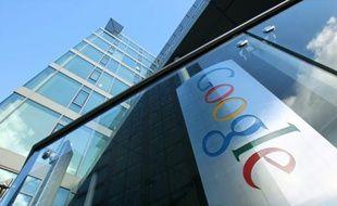 Vue extérieure en date du 19 novembre 2010 du siège de Google à Dublin