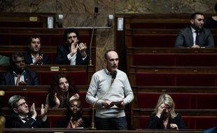 Le député de la 3e circonscription de la Gironde, Loïc Prud'homme.