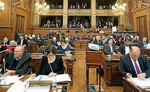 Le conseil de Bordeaux, le 28 avril 2014