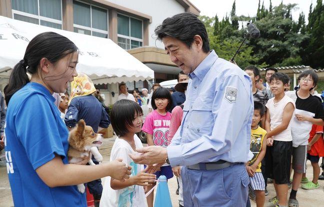 Japon: Les intempéries ont fait 179 morts, Shinzo Abe se rend sur place Nouvel Ordre Mondial, Nouvel Ordre Mondial Actualit�, Nouvel Ordre Mondial illuminati
