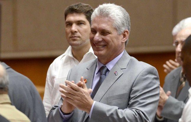 648x415 miguel diaz canel nouveau dirigeant cubain jour election assemblee havane 18 avril 2018