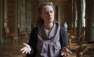 Colombe Brossel, adjointe au Maire de Paris chargée de la vie scolaire et de la réussite éducative, le 21 mars 2013.