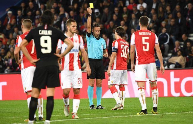 Soupçons de match truqué PSG-Belgrade: L'Etoile Rouge engage les services du célèbre avocat Eric Dupond-Moretti