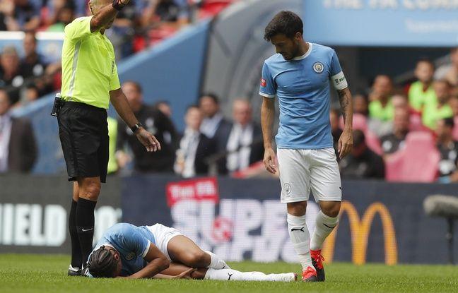Manchester City: Victime d'une rupture des ligaments croisés, Leroy Sané ne devrait pas signer au Bayern