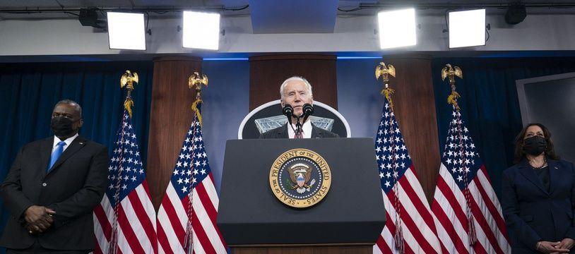 Biden au Pentagone