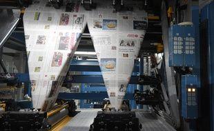 L'imprimerie du journal Ouest-France est basée à Rennes.