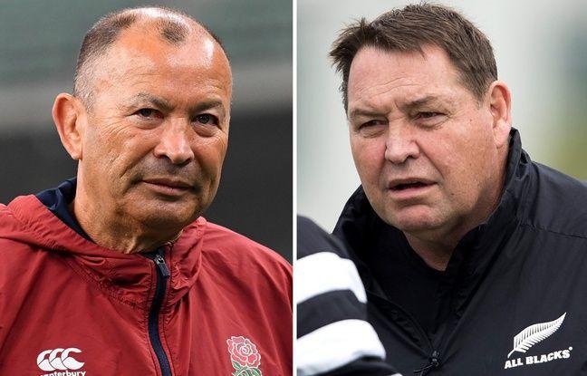 Coupe du monde de rugby: «En amour comme à la guerre tous les coups sont permis», le coach des Blacks s'amuse de l'histoire d'espionnage des Anglais