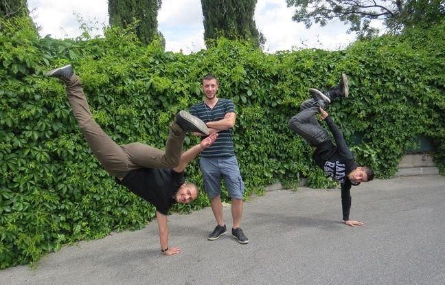 Michael, Sander et Rémy
