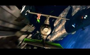 Extrait d'une fausse bande-annonce de Star Wars Episode VII mise en ligne le 24 novembre 2014.