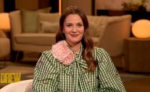 L'actrice et présentatrice de talk-show Drew Barrymore
