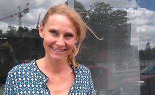Portrait de Karine Charbonnier, candidate Les Républicains, dans la 11e circonscription du Nord.