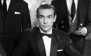 L'acteur Sean Connery dans «Dr. No»