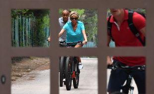 Emmanuel et Brigitte Macron mettent fin à leurs vacances à Brégançon.