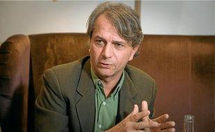 Francis Renaud, fils du juge François Renaud, assassiné en 1975, le 14 novembre 2011.