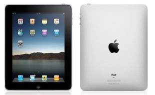 L'iPad, la tablette dévoilée par Apple le 27 janvier 2010