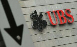 Certaines pratiques de la banque UBS n'ont pas plu à la justice française.