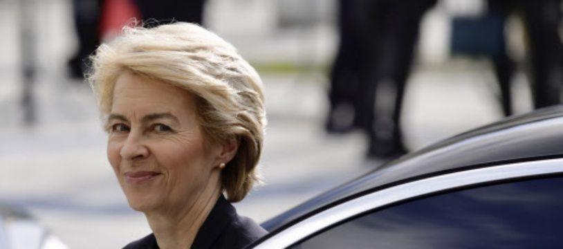 Ursula von der Leyen est la présidente élue de la Commission européenne.