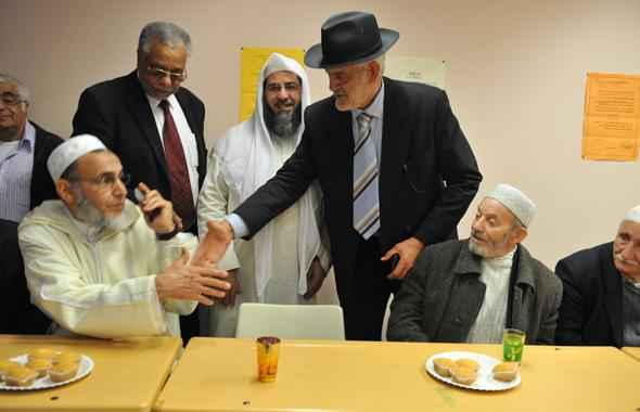 Rencontre entre musulmans france