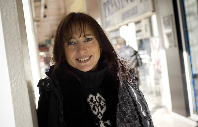 Marie-Claire Carrère-Gée, présidente du groupe LRI à l'hôtel de Ville