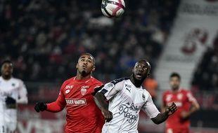 Bordeaux et Sabaly ne regardent plus vraiment vers le haut du classement en Ligue 1.
