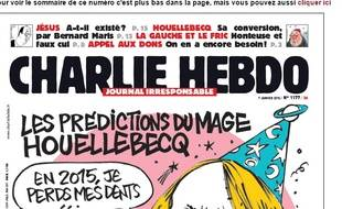 Une de «Charlie Hebdo»