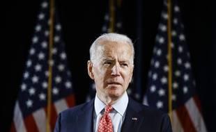 Le candidat démocrate à la présidentielle américaine, Joe Biden.
