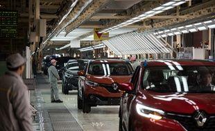 L'usine Renault de Wuhan, étendu sur 95 hectares et fort de 2.000 employés, est conçu pour voir sa capacité de production doublée à 300.000 voitures par an.