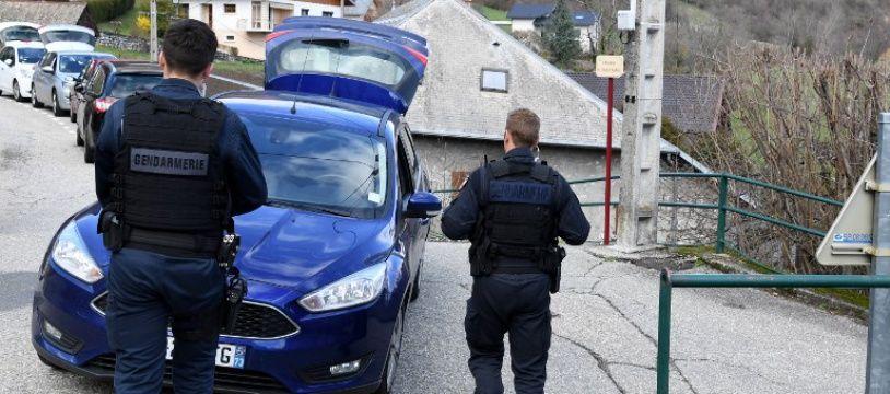 Un lien a été établi entre Nordahl Lelandais et une troisième disparition, celle d'Eric Foray dans la Drôme. (illustration)