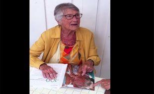Christiane Lecocq, fondatrice avec son mari de la Fédération française de naturisme, avait 103 ans.