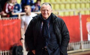 Jean-Michel Aulas ne cache désormais plus ses ambitions de titre cette saison. BRUNO BEBERT