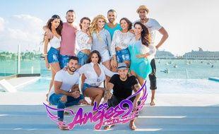 Les candidats de la saison 9 des «Anges de la téléréalité».
