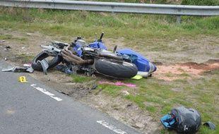 Un accident mortel de la circulation dans le Nord.