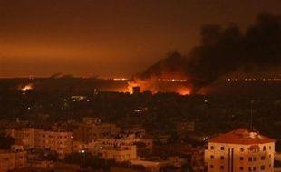 Des chars israéliens sont entrés mardi peu avant l'aube dans Khan Younès, la plus grande ville du sud de la bande de Gaza
