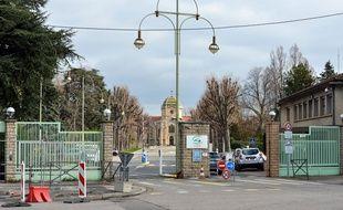L'ancien militaire de 34 ans Nordhal LELANDAIS, est a l'hopital  Vinatier a Lyon Bron depuis vendredi soir.  ALLILIMOURAD/Credit:ALLILI MOURAD