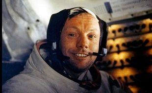 Neil Armstrong,le 20 juillet 1969.