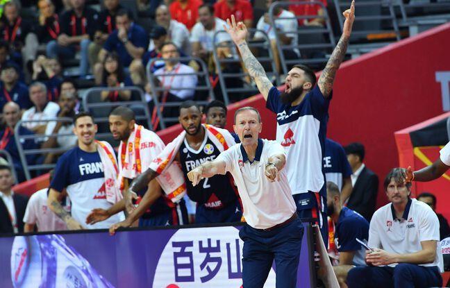 En septembre, ses Bleus avaient réalisé l'explot de faire tomber les Etats-Unis en quarts de finale de la Coupe du monde en Chine.
