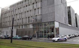 Les locaux de la police au Havre (image d'illustration).
