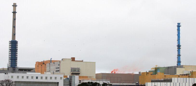 Les déchets nucléaires allemand sont traités à l'usine Orano de La Hague dans la Manche, mais n'ont pas vocation à rester en France.