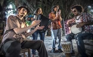 Le groupe Electro Rumbaiao jouera vendredi à Saint-Gilles et samedi sous le chapiteau du Thabor.