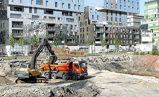 Malgré la hausse des prix de l'immobilier, Lyon reste attractive (illustration).