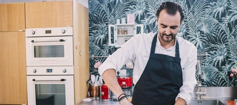 Le tournage du Meilleur pâtissier