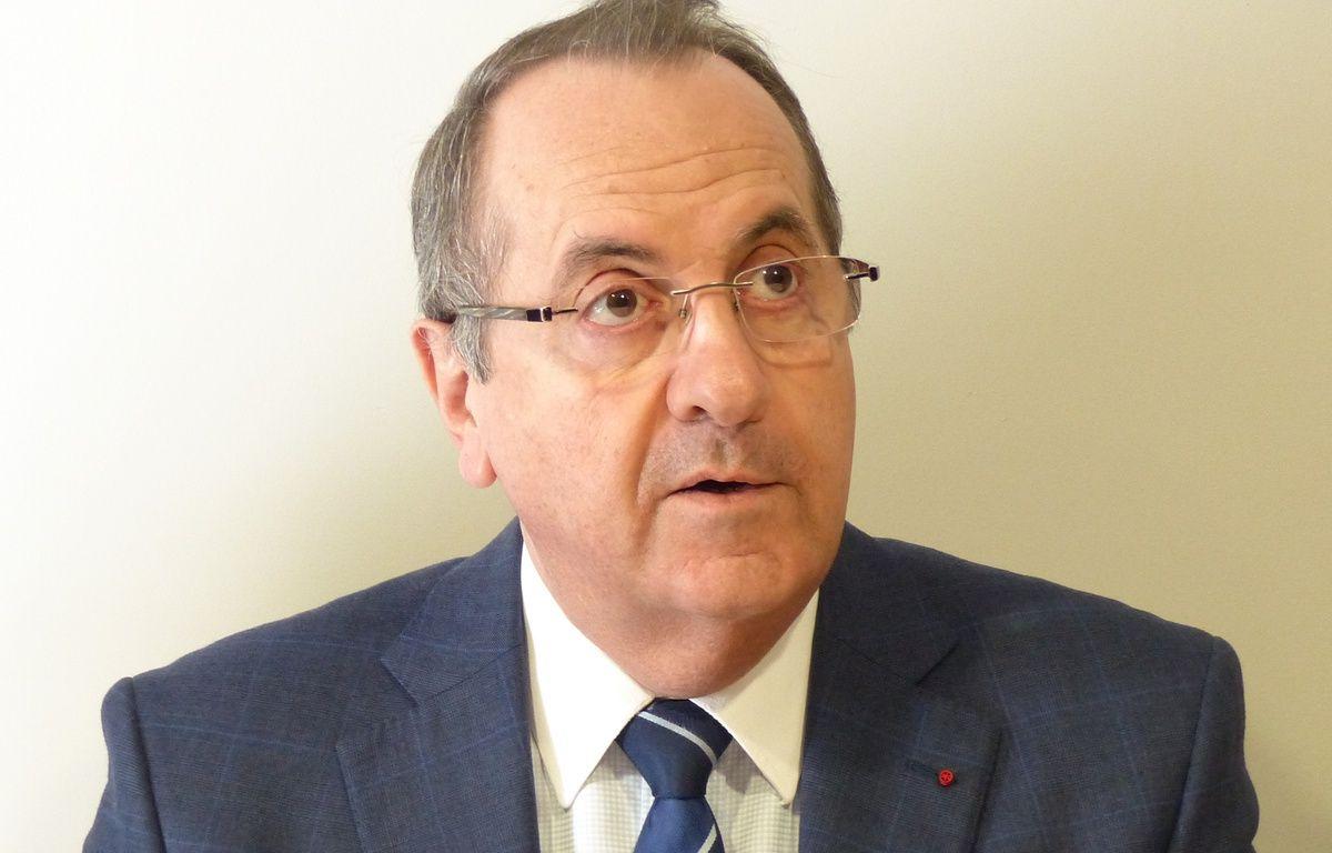 L'actuel préfet d'Auvergne Rhône-Alpes Michel Delpuech a été nommé préfet d'Ile-de-France ce 15 février 2017. – Elisa Frisullo / 20 Minutes