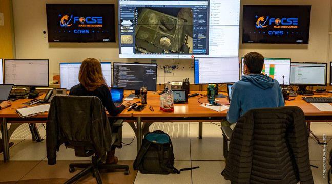 Perseverance sur Mars : Au CNES, les « tireurs d'élite » de SuperCam prêts à faire de nouveaux trous sur la… - 20 Minutes
