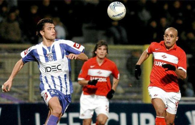 Dieuze a évolué au TFC, son club formateur, jusqu'en 2008 avec une parenthèse à Bastia, de 2001 à janvier2003.