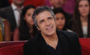 Julien Clerc sur France 2 en mars 2014