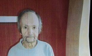Claude Adrien, 69 ans , fait l'objet d'un appel à témoins