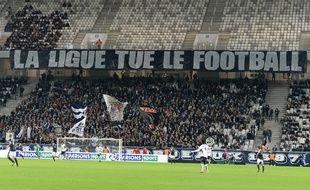 Comme à Nantes et Strasbourg, les supporters bordelais doivent faire face à un nouvel arrêté préfectoral pour le match à Marseille.