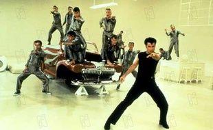 John Travolta dans Grease de Randall Kleiser