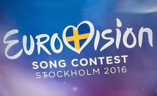 Le logo de l'Eurovision 2016.