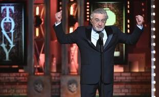 Robert de Niro aux Tony Awards, le 10 juin 2018.